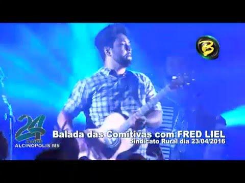 BALADA DAS COMITIVAS DIA 23 DE ABRIL EM ALCINOPOLIS MS
