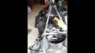 9. 2013 Polaris Pro-R 800 Starter Troublshoot and Fix