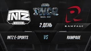 INTZ vs RMP, game 1