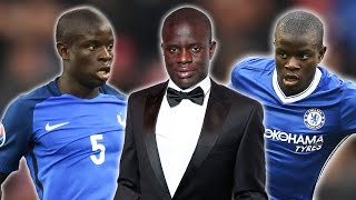Video 10 Things You Didn't Know About N'Golo Kante MP3, 3GP, MP4, WEBM, AVI, FLV Juli 2018
