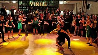 2017 HAPPY HOPPERS -Swing&Soda Performance Group-
