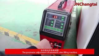 1000W Handheld Fiber Laser Welding Machine youtube video