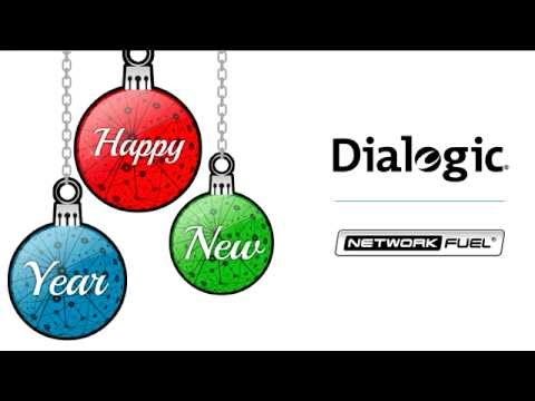 Happy Holidays from Dialogic