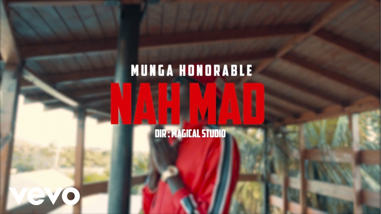 Munga - Nah Mad