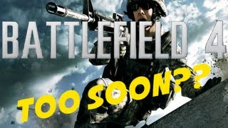 Battlefield ....4?? (BF4 Beta Access News)