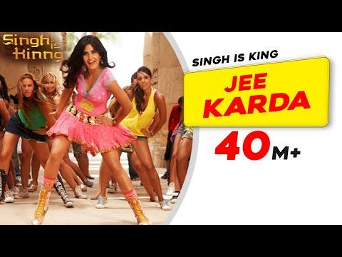 Jee Karda - Singh is Kinng