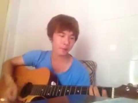 anh khong doi qua cover guitar cuc chat  duy quang idol thu 2 day sao