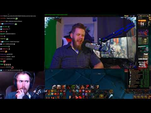 "Asmongold Reacts To ""no, Sylvanas Has Not Been ""ruined"" As A Character..."" By Nixxiom"
