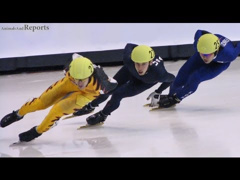 Sochi Olympics – From Athletes to Olympians (ST Speed Skating)