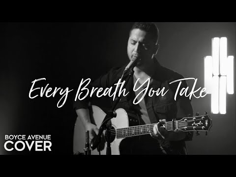 """The Police  """"Every Breath You Take"""" Cover by Boyce Avenue"""