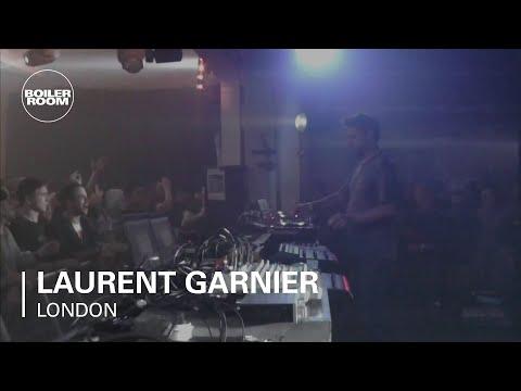 Laurent Garnier Boiler Room Manchester