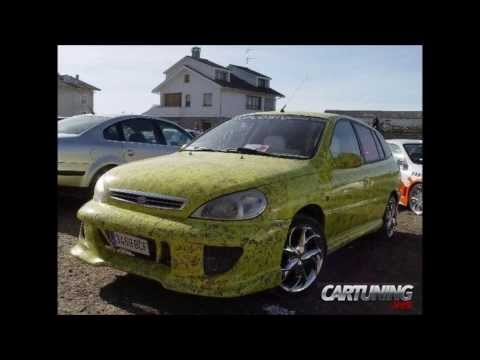 Techno vs. Kia Rio (Tuning)
