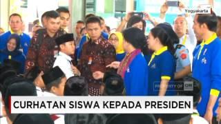 Video Di Saat Siswa SD Berani Curhat Kepada Jokowi MP3, 3GP, MP4, WEBM, AVI, FLV Juni 2018