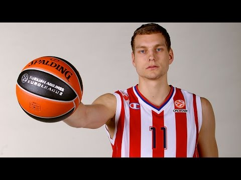 Play of the Night: Jaka Blazic, Crvena Zvezda Telekom Belgrade