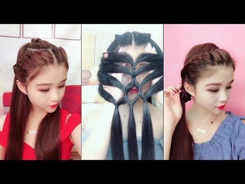 [Top 13] Easy Hairstyles for Long Hair  Best Hairstyles for Girls   Part 1]