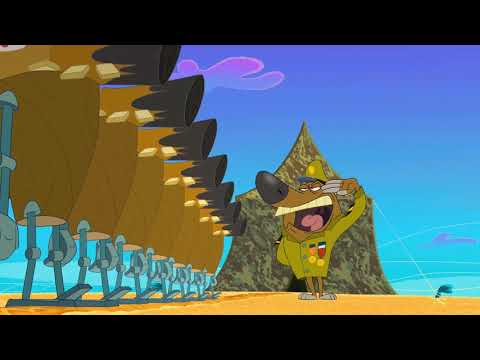 Zig & Sharko  👺 ZIG HAS AN ARMY 👺 2020 COMPILATION 💥 Cartoons for Children