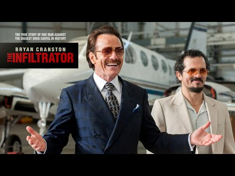 The Infiltrator (TV Spot 'Get Out Alive')