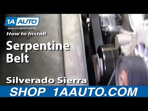 how to change alternator belt on honda civic 2012