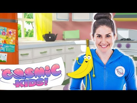 Betsy The Banana | A Cosmic Kids Yoga Adventure!