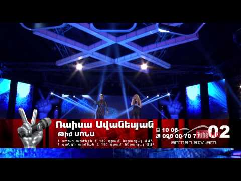 Voice Of Armenia 3 Episode 146