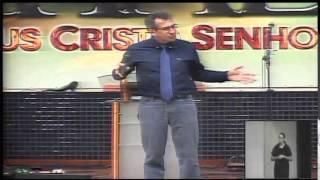 Pr. Silvio Moura - Meu passado x minha missão - 06/09/2015