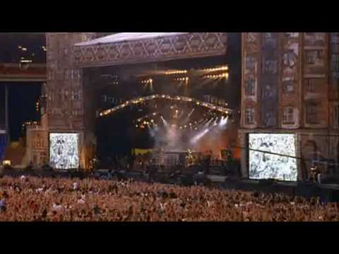You Give Love a Bad Name (live)