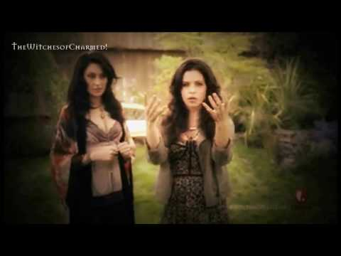 "Witches of East End opening [1x06] ""Potentia Noctis"" credit // Radioactive in the dark"