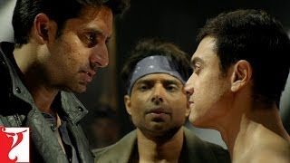 Chor aur police ki sirf dushmani hoti hai - Promo 2 - Dhoom 3