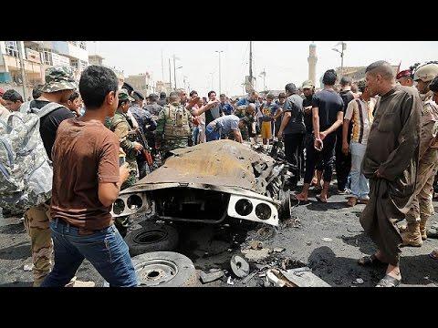 Ιράκ: Πολύνεκρη επίθεση του ΙΚΙΛ στη Βαγδάτη
