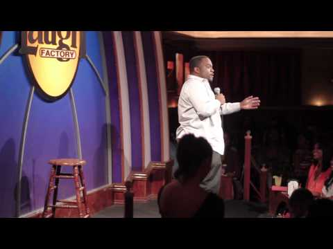 Chocolate Sundaes Comedy Re-Cap (10/06/13) w/ Sean Larkins, Alex Thomas, Isiah Kelly & Tony Baker