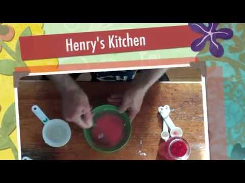 Henry's Kitchen 23 - How to Make Henry's Cherry Bon Bons