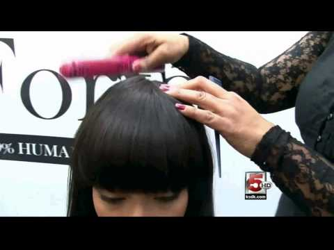 Remy Forte Make Over On St. Louis NBC TV