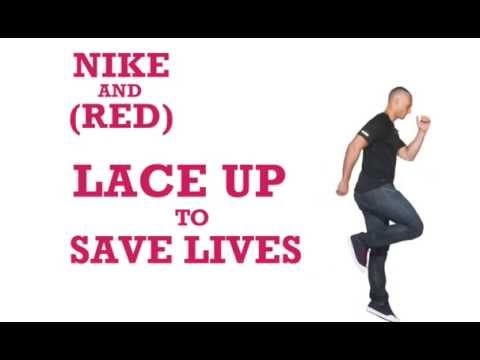 Nike x (RED) – Tied Together