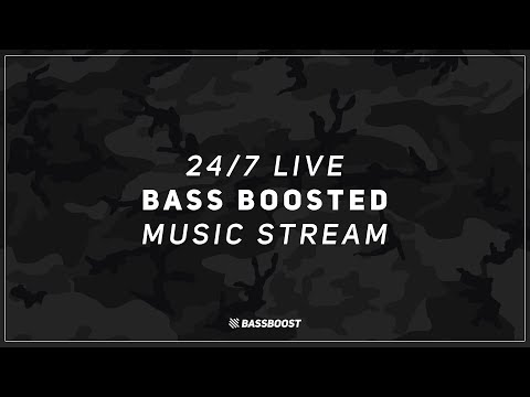 Live-Radio: Finnland - Bass Boost - 24/7 Bass Boosted Music Radio Livestream