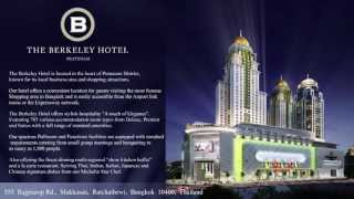 The Berkeley Hotel, Pratunam - Bangkok Thailand