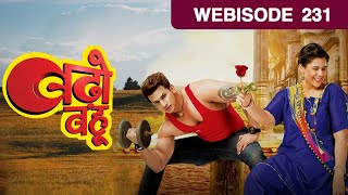 http://www.ozee.com/shows/badho-bahu  - Click here to watch this full episode of Badho Bahu.Enjoy the world of entertainment with your favourite TV Shows, Movies, Music and more at www.OZEE.com or download the OZEE app now.Useful Links:Connect with OZEE:* Visit us at - http://www.ozee.com* Like us on Facebook - https://www.facebook.com/OzeeApp* Follow us on Twitter - https://twitter.com/OzeeAppTo download the OZEE App on your Android/iOS mobile:* Google Play – https://play.google.com/store/apps/details?id=com.graymatrix.did&hl=en* iTunes – https://itunes.apple.com/in/app/ozee-entertainment-now.-free/id743691886&TV's latest offering Badho Bahu, is set against the backdrop of Haryana, known to produce some of the best Indian players across various sports. 'Hatti-Katti' Komal who is lovingly called as 'Badho' (which means 'too much' in Haryanavi) is a spunky yet simple girl who like her size has a very big heart. In her bumbling ways, she lands herself helping most people in her town. While Badho is well known for her bigness, Lucky Singh Ahlawat is the most celebrated wrestler in the town. In what seems like a major celestial controversy, Badho is married to Lucky. What follows next is a sincere effort by Badho to win over her husband... Kyunki Husband and Wife main itni doori hai, ki ab ek love story jaroori hai!