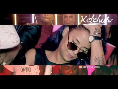 Ketchup - Baby Oh featuring Davido (Trailer)