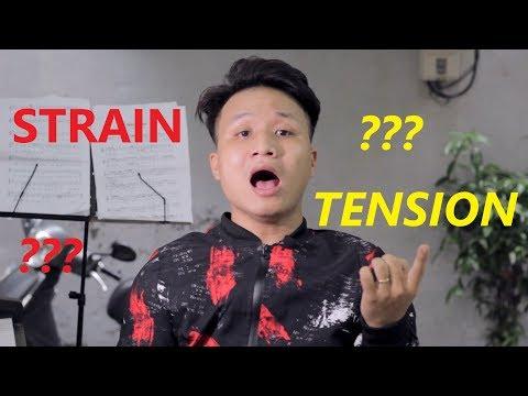 Thanh Nhạc #24 : Thế nào là Strain và Tension ? - Thời lượng: 6 phút, 26 giây.