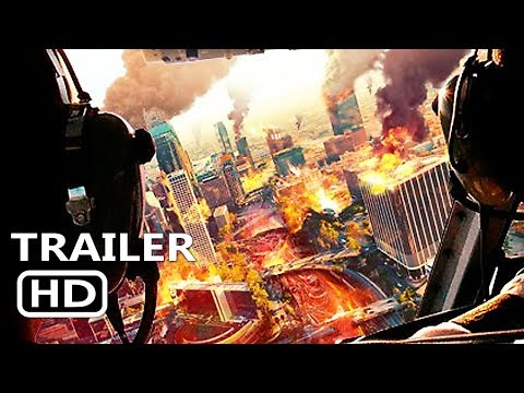 ERUPTION LA Official Trailer (2018) Disaster Movie