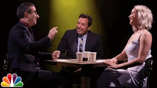 Video True Confessions with Jennifer Lawrence and John Oliver MP3, 3GP, MP4, WEBM, AVI, FLV Juni 2019