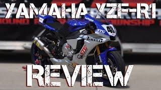 5. 2015 Yamaha YZF-R1 Review from SportbikeTrackGear.com