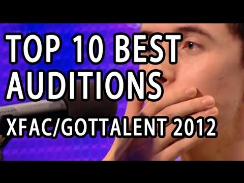 talent - Top 10 Most Watched Auditions USA/UK/Britain X Factor/Got Talent of 2012 The biggest mistake most singers make. Check this out: http://tinyurl.com/onlinesing...