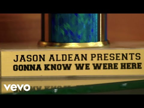 Gonna Know We Were Here Lyric Video