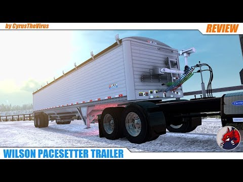 WILSON PACESETTER FIXED VERSION ATS 1.33.x