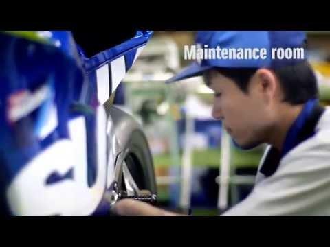 moto gp 2015 - suzuki gsx rr 2015 test valencia
