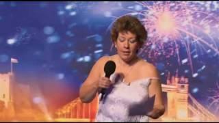 Please subscribe  ----^above^Clare Morton - Britains Got Talent 2009 Episode 3 - 25th April