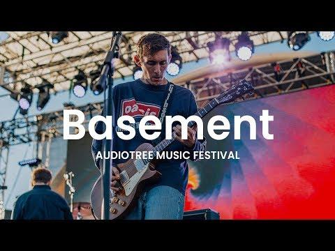 Basement - Covet | Audiotree Music Festival 2018