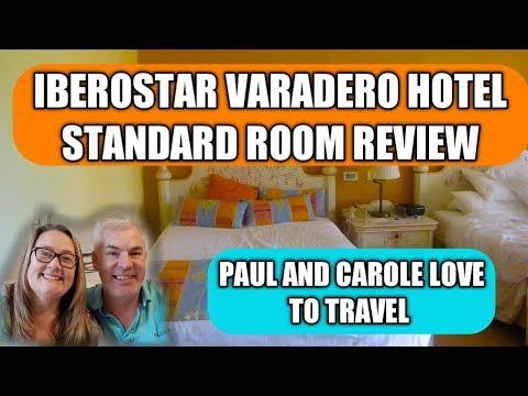 Iberostar Varadero Hotel Standard Room 1130 Tour