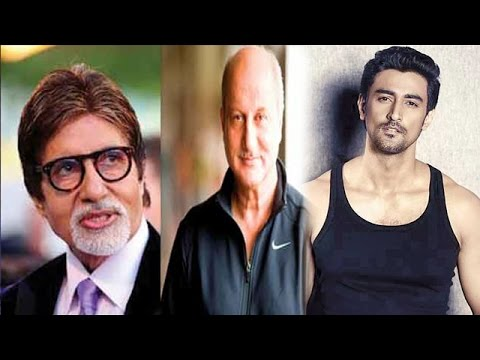 Kunal Kapoor supported by Amitabh Bachchan and Anupam Kher for a cause...