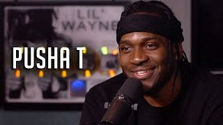 Hot 97 - Pusha T defends Rae Sremmurd, Kanye West's Album Update + Battles Ebro & Rosenberg
